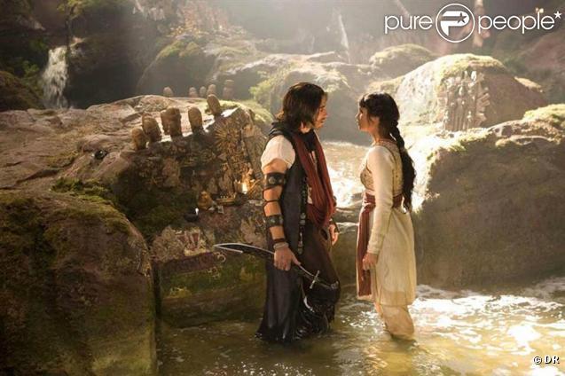 Des images de  Prince of Persia , en salles le 26 mai 2010.