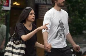 Famke Janssen : Elle s'affiche avec son boyfriend... mais son grand amour n'est pas loin !