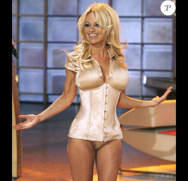 Pamela anderson nackt