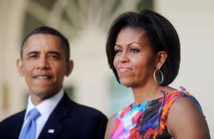 Michelle et Barack Obama : Ils sortent leurs plus beaux sourires pour faire la fête à la mexicaine !