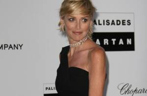 Sharon Stone sera absente du festival de Cannes... et du gala de l'amfAR !