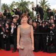 Natalie Imbruglia lors de la première du film Robin Hood de Ridley Scott, à l'occasion du 63ème Festival de Cannes, le 12 mai 2010