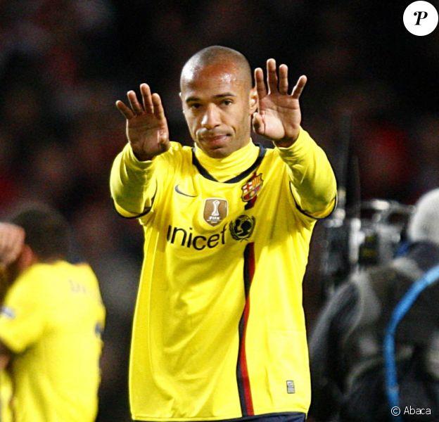 David Beckham sera à la Coupe du Monde 2010 malgré sa blessure... Quant à Thierry Henry, où sera-t-il après la compétition ?