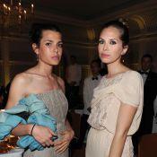 Cannes 2010 - Charlotte Casiraghi très en beauté fait la fête avec Jennifer Lopez, Salma Hayek, Aïssa Maïga...