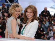 Cannes 2010 - Meg Ryan, belle et engagée aux côtés de la Reine Noor de Jordanie !