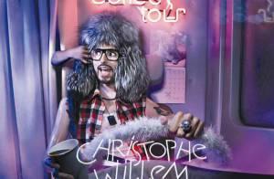 Christophe Willem explique l'échec de son album et pourquoi il ne fera pas l'Eurovision !