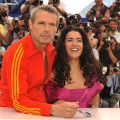 Cannes 2010 - Lambert Wilson : Opéré et de retour en forme, il embrasse sa partenaire et le réalisateur... sur la bouche !
