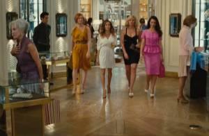 Sex and the City 2 : Regardez des extraits savoureux du film... ainsi que de nouvelles images ultra-glamour !