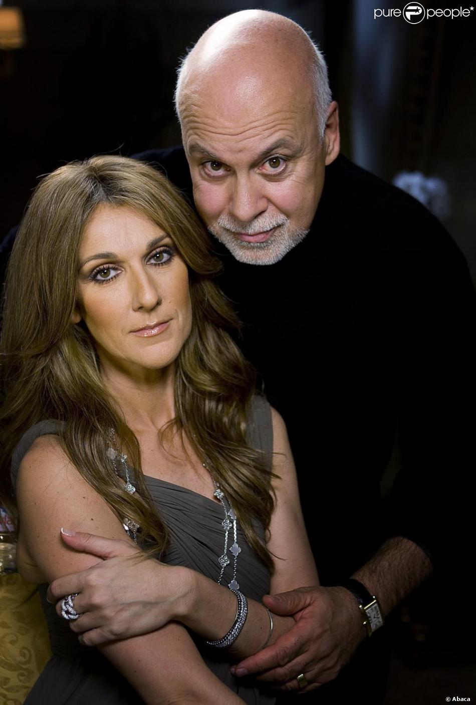 Céline Dion et René Angélil ont tenu à se déclarer une nouvelle fois leur amour à loccasion dun second mariage !