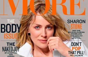 Sharon Stone évoque sa vie amoureuse :