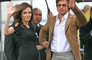 (Réactualisé) Angelina Jolie et Brad Pitt : leur mariage est prévu en juin...