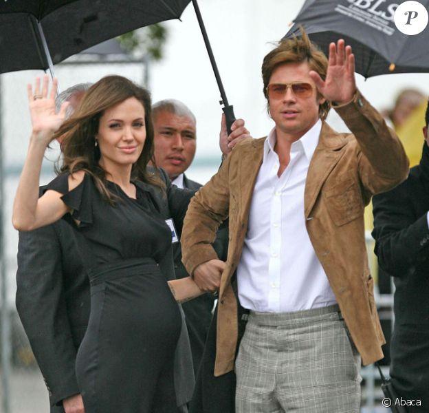 Angelina Jolie et Brad Pitt bientôt mariés !