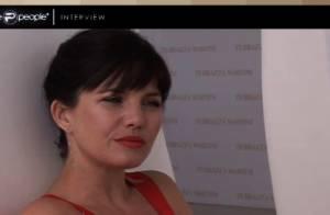 Cannes 2010 - Interview Exclu : La belle Delphine Chanéac évoque son livre, son nouveau film et son festival !