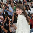 Charlotte Gainsbourg, lors du photocall du film The Tree (L'Arbre) durant le festival de Cannes le 23 mai 2010