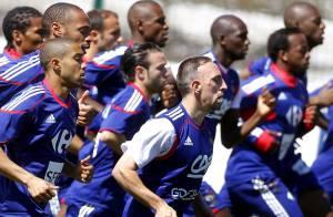 Henry, Anelka, Ribéry, Abidal, Gallas, Toulalan : Découvrez le montant de leurs primes en cas de victoire au Mondial !