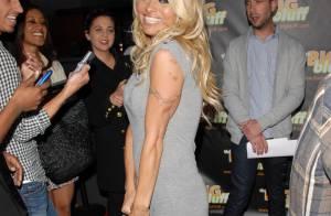 Pamela Anderson a mis le paquet pour écraser la bombe mythique... d'American Pie !