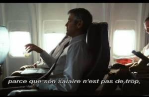 Regardez les images exclusives de George Clooney dans le film qui lui a valu une nomination aux Oscars !