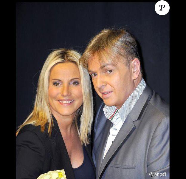 Sophie Favier et le medium Claude Alexis, présentent Voyance en direct, dès le 31 mai 2010.