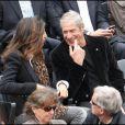 Jean-Claude Darmon et Hoda Roche à Roland-Garros. Week-end du 29/30 mai 2010