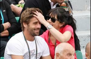 Roland-Garros 2010 - Nolwenn et Arnaud Clément fous amoureux, entourés de tandems chic et choc !