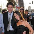 Soleil Moon Frye et son époux lors de la première de Killers à Los Angeles le 2 juin 2010