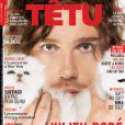 Julien Doré en couverture de Têtu n°147, septembre 2009