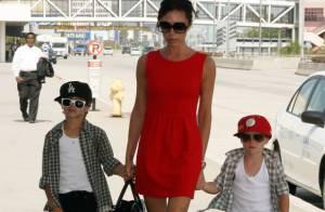 Victoria Beckham : Elle est toujours parfaite, même pour jouer les mamans poules !