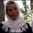 Laurence Ferrari en interview en Iran