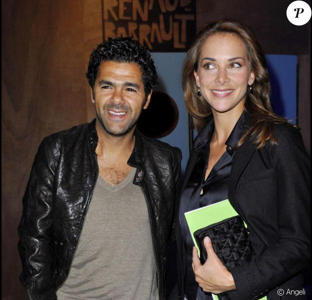 Jamel Debbouze et Melissa Theuriau au 4e anniversaire de la fondation Culture & Diversité. 7/06/2010