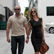 "Quand Jason Statham exhibe sa superbe Rosie Huntington-Whiteley... la future star de ""Transformers 3"" !"