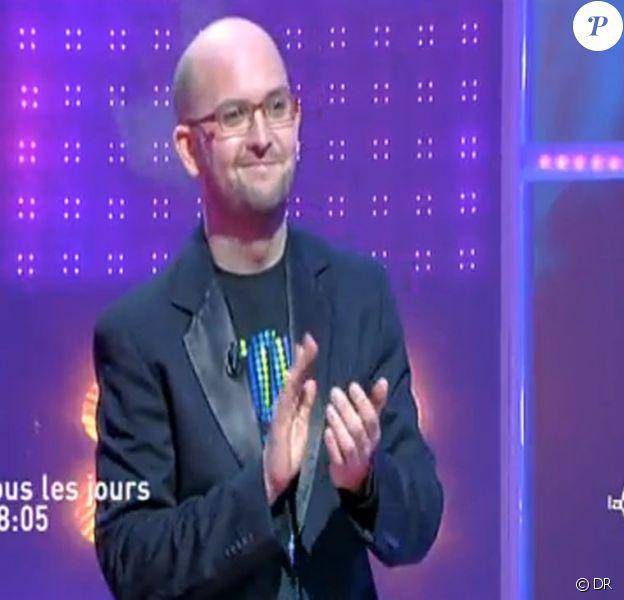 Le fameux candidat de Tout le monde veut prendre sa place (France 2) : Christophe Bourdon