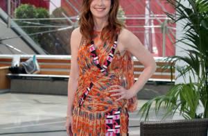 Festival de Monte-Carlo 2010 : Dana Delany, la desperate housewife, raconte des scoops en compagnie d'un membre du NCIS !