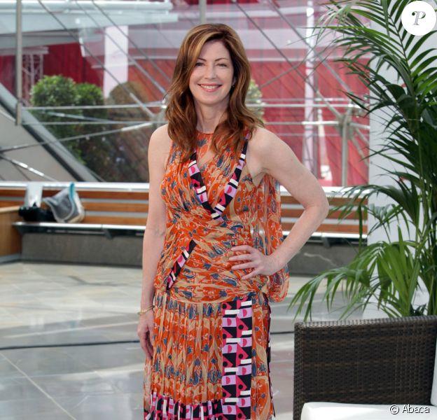 Dana Delany, de Desperate Housewives, au festival de Monte-Carlo (9 juin 2010)
