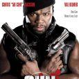 """L'affiche de Gun avec Curtis """"50 Cent"""" Jackson, qui en a écrit le scénario"""