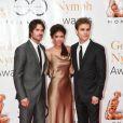 Ian Somerhalder, Nina Dobrev et Paul Wesley (The Vampire Diaries) (10 juin 2010 à Monte-Carlo)