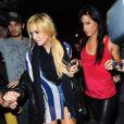 Depuis plus de deux semaines, Lindsay Lohan a pour interdiction de consommer une goutte d'alcool.