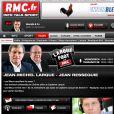 Jean-Michel Larqué a été condamné en juin 2010 pour injure publique envers Luc Sonor, lors de l'After Foot RMC du 31 août 2008.