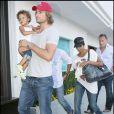 Gabriel Aubry, Halle Berry et leur fille Nahla, avant leur séparation