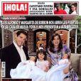Louis de Bourbon et Marie-Marguerite Vargas Santaella, mariés depuis 2004, ont ouvert en juin 2010 les portes de leur domicile new-yorkais au magazine Hola, présentant leur jumeaux Louis et Alphonse, ainsi que leur fille Eugénie, 3 ans.