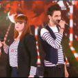 Luce et François complices (16 juin 2010- Finale de la Nouvelle Star)