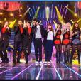 Les dix finalistes (16 juin 2010- Finale de la Nouvelle Star)