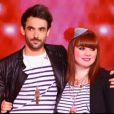 Luce et François (16 juin 2010- finale de la Nouvelle Star)
