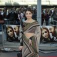Aishwarya Rai lors du British Film Institute à Londres, le 16 juin 2010