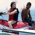 Demi Lovato en vacances à Mexico avec sa demi-soeur, le 15 juin.