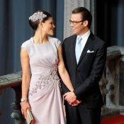 Victoria de Suède et Daniel : Si tendres alors que les têtes couronnées arrivent massivement pour leur mariage !
