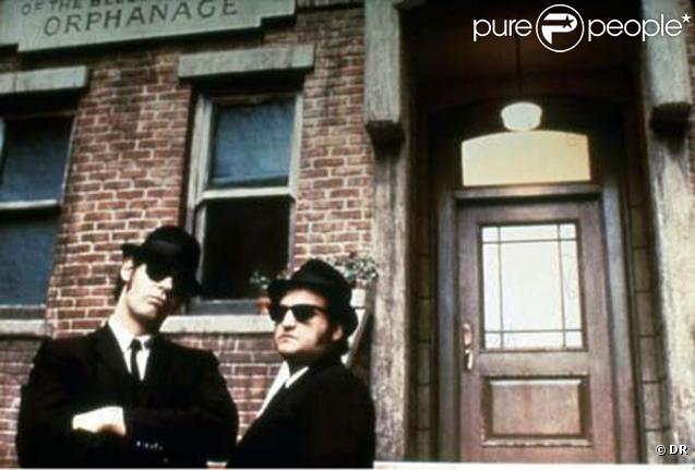 """The Blues Brothers, un film animé d'une """"mission divine"""" apprécié par le Vatican."""