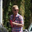 Hayden Panettiere à la sortie de chez elle à West hollywood