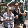 Amanda Seyfried et Dominic Cooper à Los Angeles, le 19 juin 2010