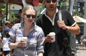 Amanda Seyfried : Elle ne quitte plus son amoureux Dominic Cooper !