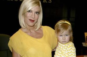 Tori Spelling : superstitieuse, elle peut toujours compter sur le soutien de son mari et leurs adorables bambins !